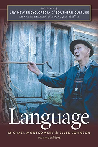 9780807858066: Language: Language Vol 5 (New Encyclopedia of Southern Culture)