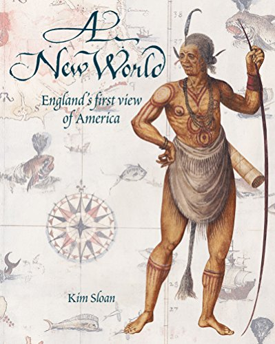 9780807858257: A New World: England's First View of America