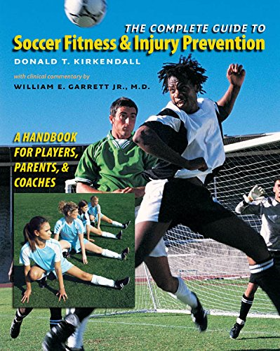 9780807858578: The Complete Guide to Soccer Fitness and Injury Prevention: A Handbook for Players, Parents, and Coaches