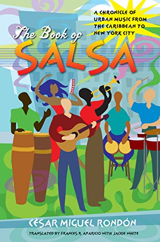9780807858592: The Book of Salsa: A Chronicle of Urban Music from the Caribbean to New York City
