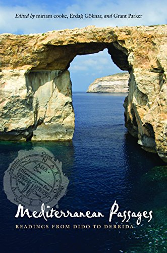 9780807858714: Mediterranean Passages: Readings from Dido to Derrida