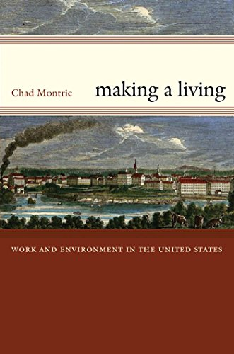 9780807858783: Making a Living: Work and Environment in the United States