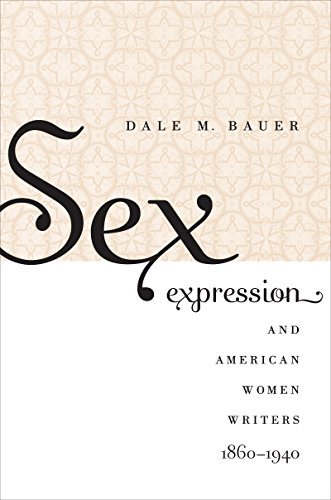 9780807859063: Sex Expression and American Women Writers, 1860-1940