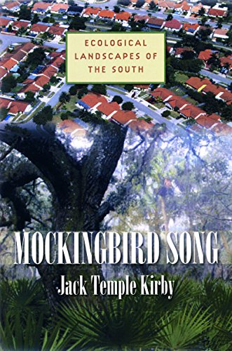 9780807859223: Mockingbird Song: Ecological Landscapes of the South
