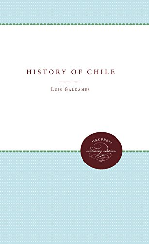 9780807868454: A History of Chile (Enduring Editions)