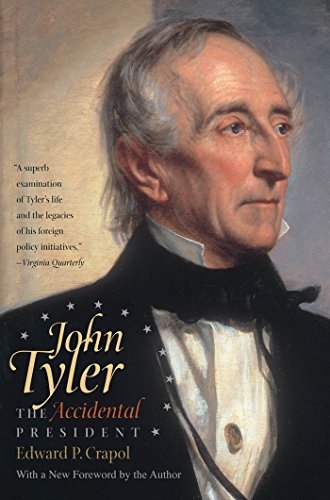 9780807872239: John Tyler, the Accidental President
