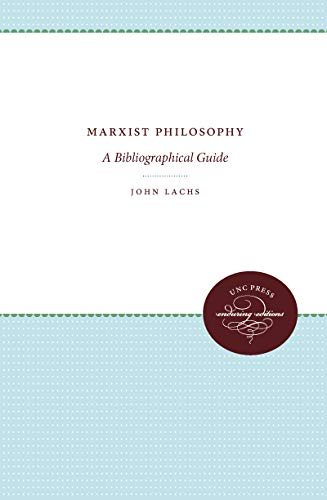 9780807874042: Marxist Philosophy: A Bibliographical Guide
