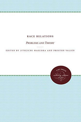 Race Relations: Problems and Theory (Paperback)