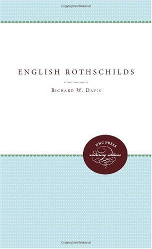 9780807896471: English Rothschilds