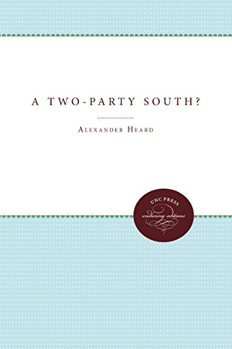 9780807896815: A Two-Party South?