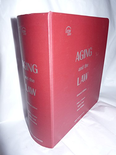 9780808000921: Aging and the law