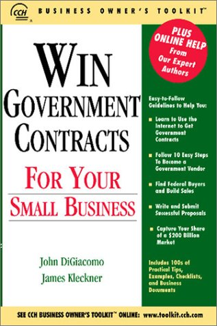9780808005568: Win Government Contracts for Your Small Business