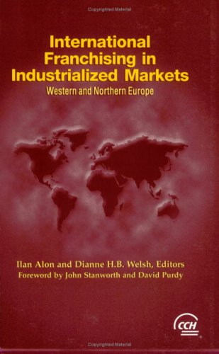 9780808009634: International Franchising in Industrialized Markets: West and North Europe