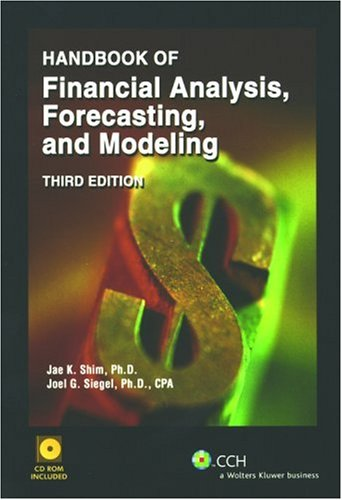 9780808015932: Handbook of Financial Analysis, Forecasting and Modeling, 3rd Edition