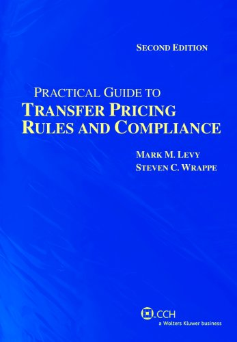 9780808016564: Transfer Pricing: Rules, Compliance and Controversy