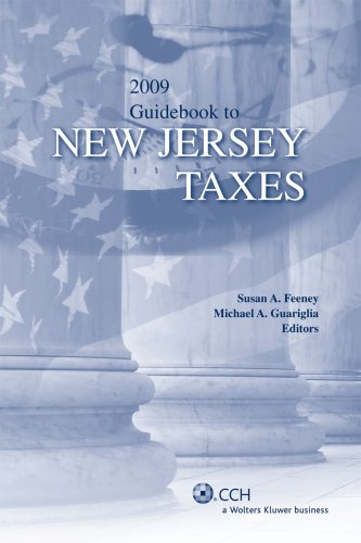 9780808019510: Guidebook to New Jersey Taxes (2009)