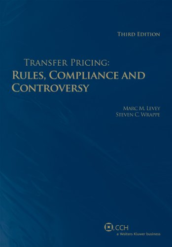 9780808021667: Transfer Pricing: Rules, Compliance and Controversy (Third Edition)