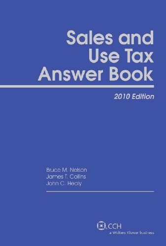 9780808023777: U.S. Master Sales and Use Tax Guide (2010)