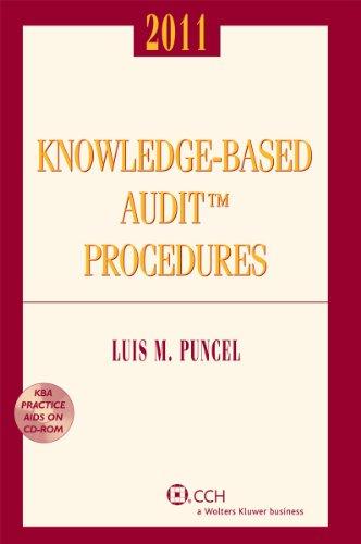9780808023876: Knowledge-Based Audit Procedures 2011 (Knowledge Based Audit Procedures)