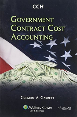 9780808023944: Government Contract Cost Accounting