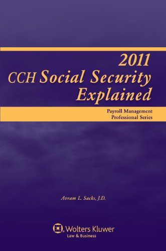 9780808025153: Social Security Explained 2011