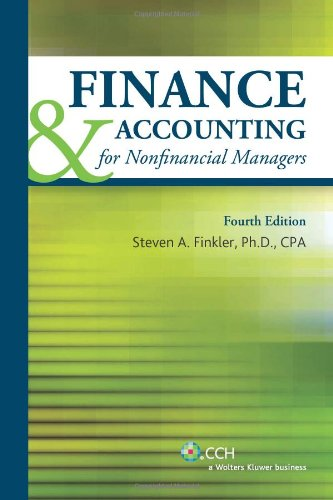 9780808025764: Finance & Accounting for Nonfinancial Managers (2011)