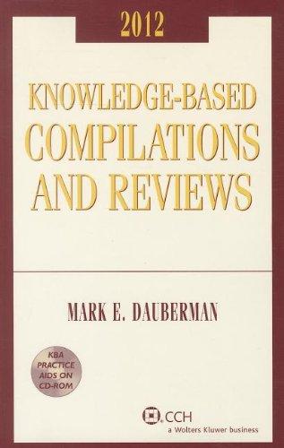 Knowledge Based Compilations and Reviews, by Dauberman: Mark E. Dauberman