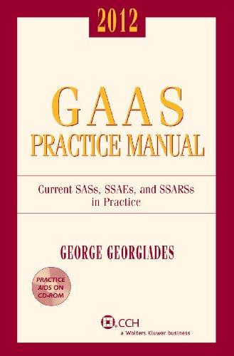 GAAS Practice Manual with CD (2012): George Georgiades