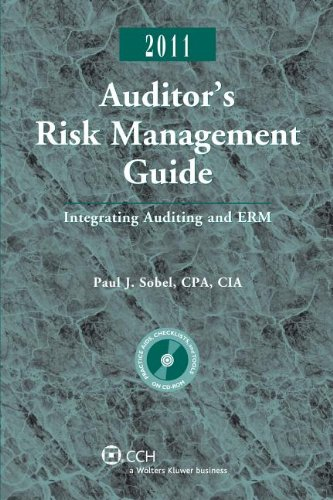 9780808026679: Auditor's Risk Management Guide: Integrating Auditing and ERM (2011)