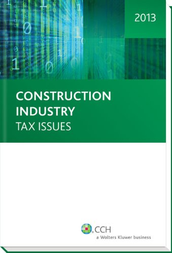 9780808033301: Construction Industry Tax Issues, 2013