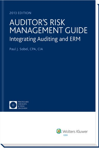 9780808033707: Auditor's Risk Management Guide: Integrating Auditing and ERM (2013)