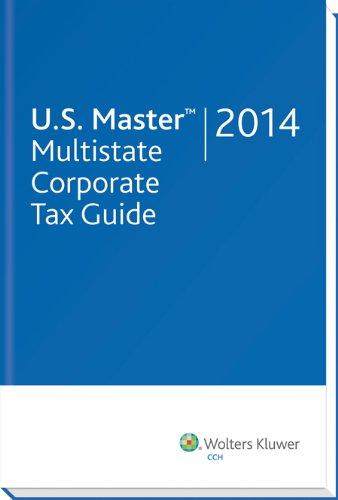 9780808035251: U.S. Master Multistate Corporate Tax Guide (2014)