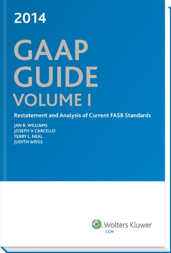 Gaap Guide 2 Volume set