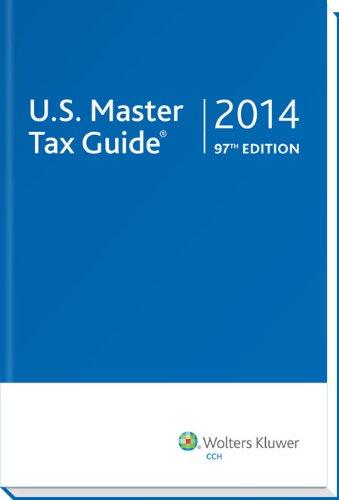 9780808035640: U.S. Master Tax Guide: 2014
