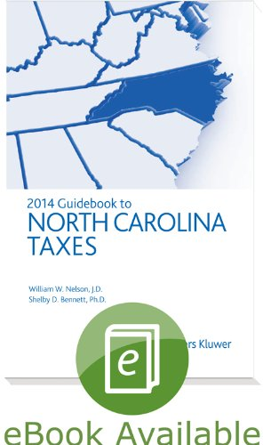 9780808035909: North Carolina Taxes, Guidebook to (2014) (Guidebook to North Carolina Taxes)