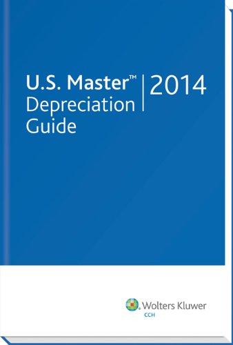 9780808036395: U.S. Master Depreciation Guide (2014) (U.S. Master Depreciation Guides)
