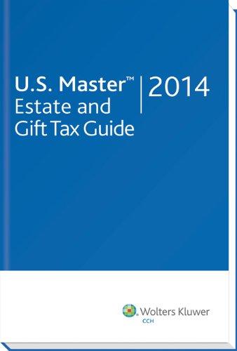 9780808036418: U.S. Master Estate and Gift Tax Guide (2014) (U.S. ...