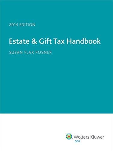 9780808038764: Estate & Gift Tax Handbook (2014)