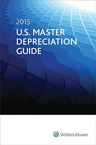 9780808039020: U.S. Master Depreciation Guide (2015)