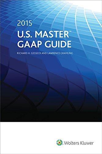 9780808039068: U.S. Master GAAP Guide (2015)