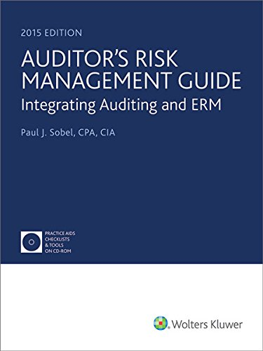 9780808040903: Auditor's Risk Management Guide: Integrating Auditing and ERM (2015)