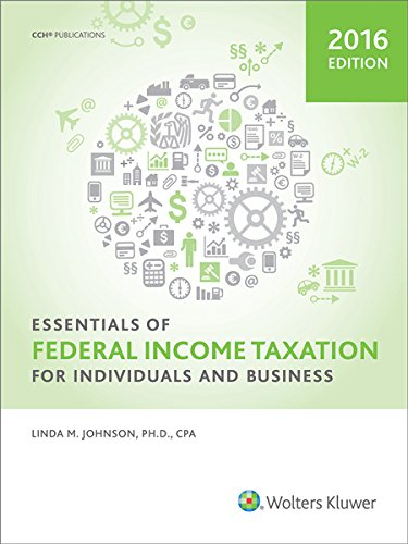 9780808041566: Essentials of Federal Income Taxation for Individuals and Business (2016)