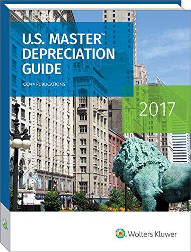 9780808043706: U.S. Master Depreciation Guide (2017) (U.S. Master Depreciation Guides)