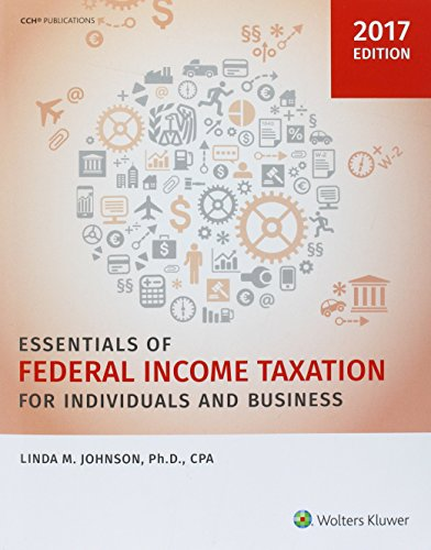 9780808044864: Essentials of Federal Income Taxation for Individuals and Business (2017)