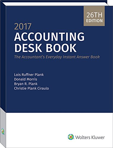 9780808045106: Accounting Desk Book 2017