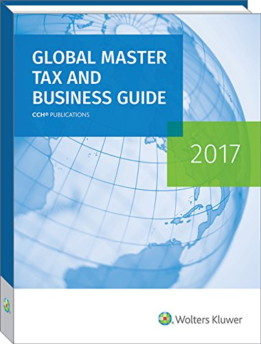 9780808045298: Global Master Tax and Business Guide