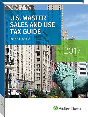 9780808045717: U.S. Master Sales and Use Tax Guide (2017)