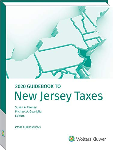 9780808053064: New Jersey Taxes, Guidebook to (2020)