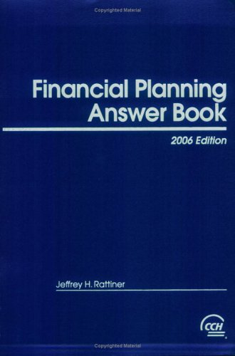 9780808089322: Financial Planning Answer Book