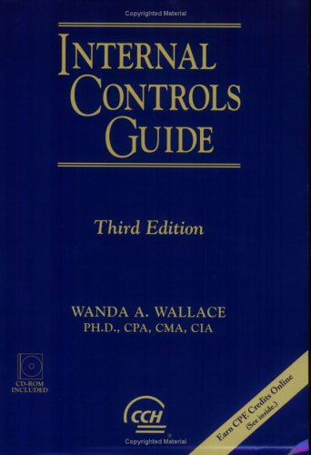 9780808090045: Internal Controls Guide (Third Edition)